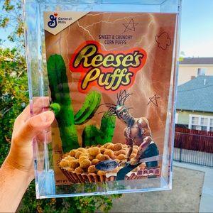 Travis Scott Reese's Puffs